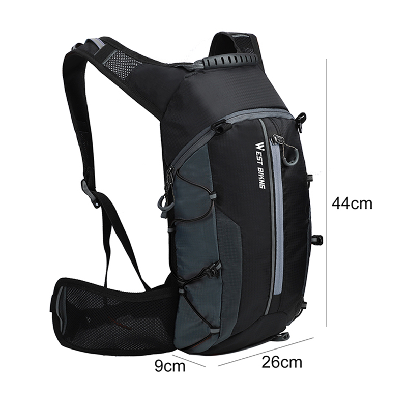 Cycling Backpack Bike-Bag Hydration Travel West-Biking Folding Waterproof Outdoor MTB