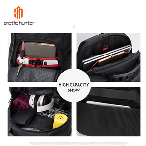 Image 4 - Modne torby chłopięce plecaki marka Design nastolatki Best Studenst Travel Usb ładowanie wodoodporny plecak Schooibag plecak o dużej pojemności