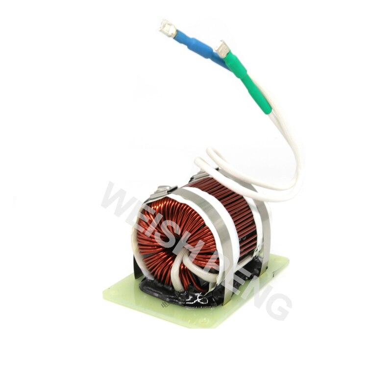 600uh 35A wysoki induktor mocy, wysoki prąd pierścień magnetyczny induktor, wyjściowy wskaźnik filtrowy PFC induktor