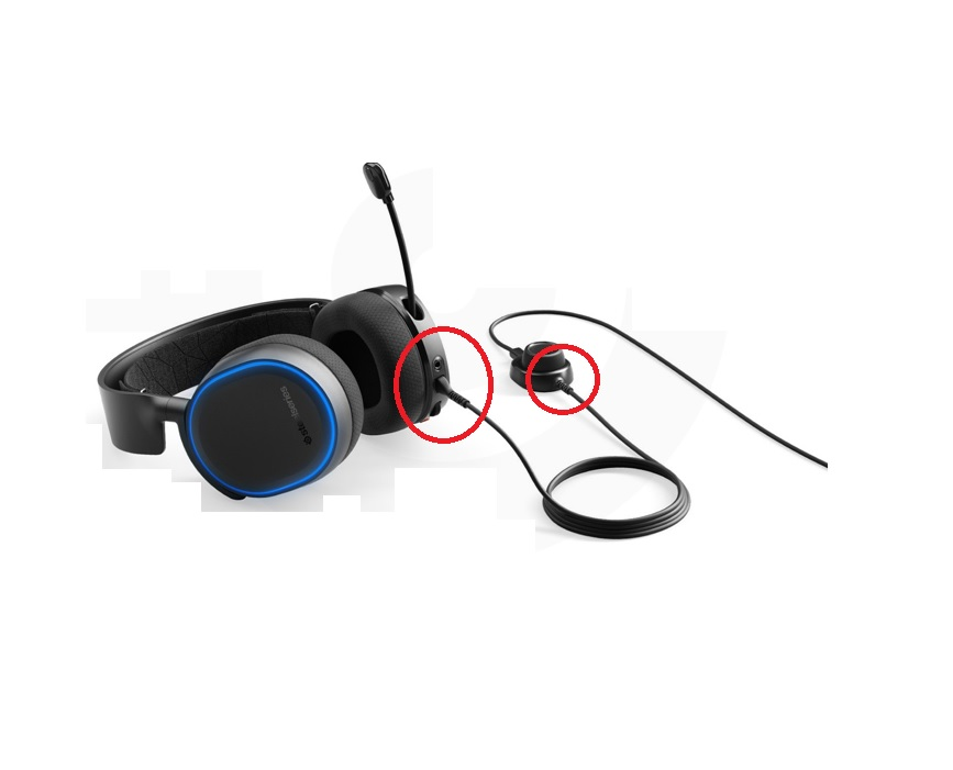 lowest price USB ChatMix Dial Sound Card to Headset Extension Cord Cable for SteelSeries Arctis 3 5 7 Pro Gaming Headset