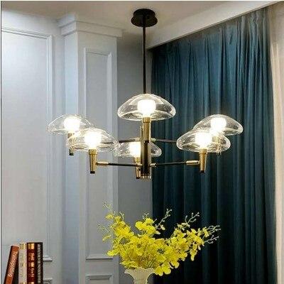 Japan Lustre Pendente Wood  Living Room   Home Decoration E27 Light Fixture Luminaire Suspendu Lustre Pendente