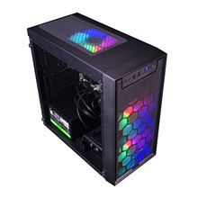 8G Computers Gaming Pc Desktop IPASON 4G/DDR4 SSD CHEAP AMD RX730 240G SSD/1T RAM/120G
