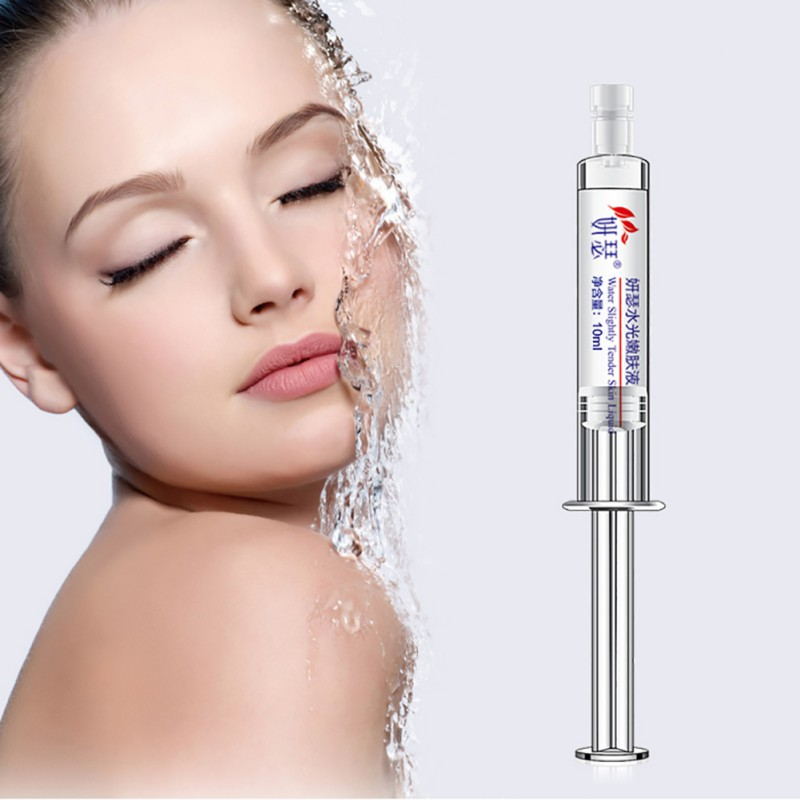 New Hyaluronic Acid Injection Face Serum Liquid Tights Anti-Wrinkle Anti Aging Collagen Moisturizing Whitening Face Essence