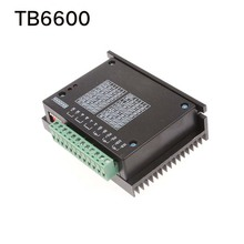 Stepper Motor Driver TB6600 Nema17 4A DC9-40V Nema 23 Nema 34 42/57/86 axis Stepping Motor CNC Engraving Machine for 3D Printer стоимость