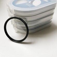 UV filtresi ultraviyole lens 40.5mm 49mm 52mm 55mm 58mm 62mm 67mm 72mm 77mm 82mm koruyucu lens