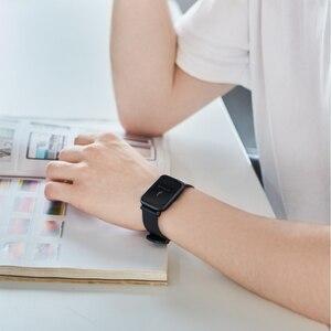 Image 4 - Globalna wersja Amazfit Bip Lite Huami inteligentny zegarek 1.28 calowy wyświetlacz wodoodporny 45 dni żywotność baterii New Arrival