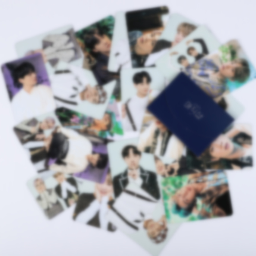 8pcs/set KPOP Bangtan Boys Photocard 5th MUSTER Album High Quality Photo Card Kpop Bangtan Boys Photocards