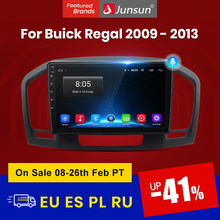 Junsun V1 Pro 2G 128G Android 10 Voor Buick Regal 2009 - 2013 Opel Insignia 1 2008-2013 Auto Radio Multimedia Video Player Gps Dvd