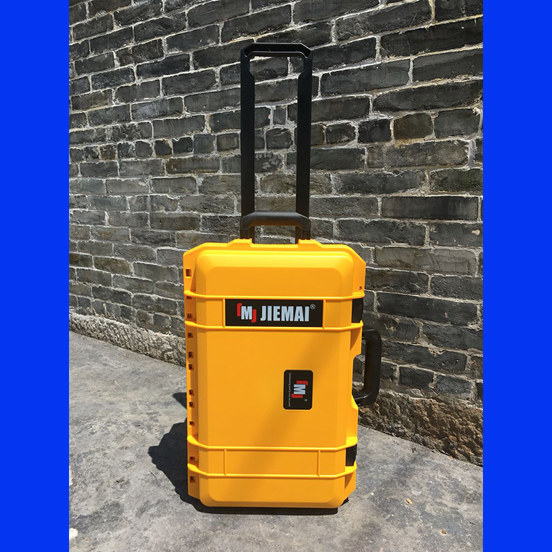 Tool Case Trolley Camera Case Impact Resistant Sealed Waterproof Case Security Equipment Camera Shipping Case With Interval