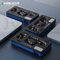Qianli 3d bga reballing estêncil plataforma para o iphone x/xs/max 11 pro max placa de placa padrão de estanho plantio camada média net|Conjuntos ferramenta manual| |  -