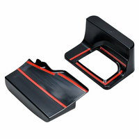 2pcs Car Gear Shift Side Storage Box Holder Black For Jeep Wrangler JL Gladiator JT 2018 2020 Car Console Storage Boxes|Stowing Tidying|Automobiles & Motorcycles -
