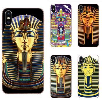 Simple Egypt King Tutankhamun 1 Tut Mask For Xiaomi Redmi Mi 4 7A 9T K20 CC9 CC9e Note 7 9 Y3 SE Pro Prime Go Play