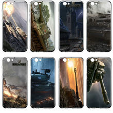 Soft Phone Cases TPU Silicon Cover for Huawei P Smart P7 P8 P9 P10 P20 P30 2017 Lite Mini Plus Shell World Of Tanks Zakat(China)