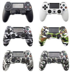 Image 1 - USB Wired/Wireless Bluetooth Gamepad for PS4 Controller Joypad for Playstation 4 Dualshock4 Games Joystick for PS3 PC controller