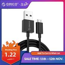 ORICO Micro USB Cavo USB 2.0 Cavo di Ricarica Veloce per Samsung Galaxy Xiaomi Huawei HTC LG Mobile Phone Data di Sincronizzazione