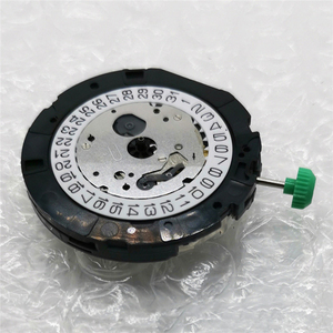 Image 5 - 御代田ため OS20 クォーツムーブメント時計修理部品日付で 4.5 日付で 6 バッテリーと調整幹