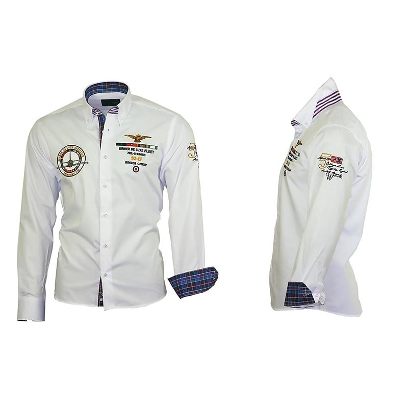 ZOGAA New Fashion Camisa Masculina Long Sleeve Shirt Men Slim Fit Design Formal Casual Brand Male Dress Shirt Size S-3XL