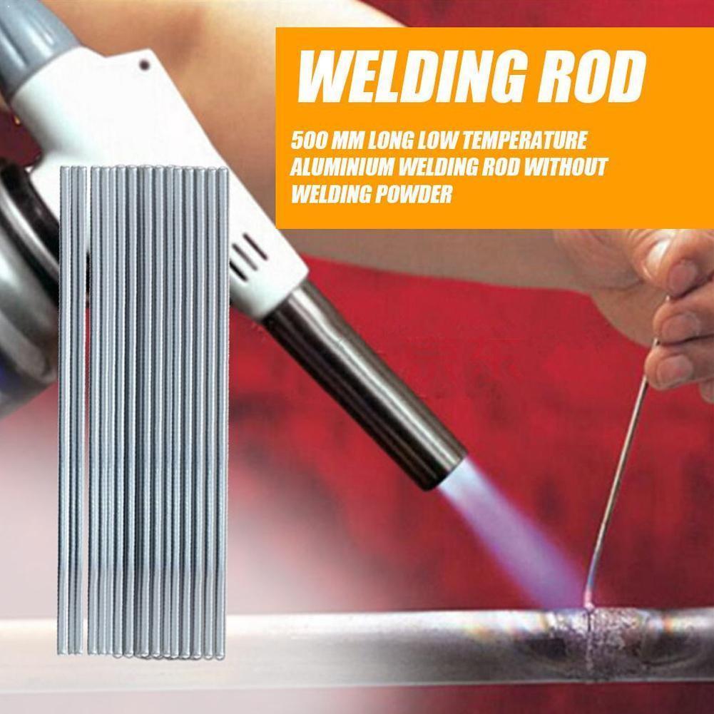 20 шт 500 мм низкая Температура алюминиевые сварочные материалы Сталь паяльные сварочные супер электроды палочки термоклея стержень палочки