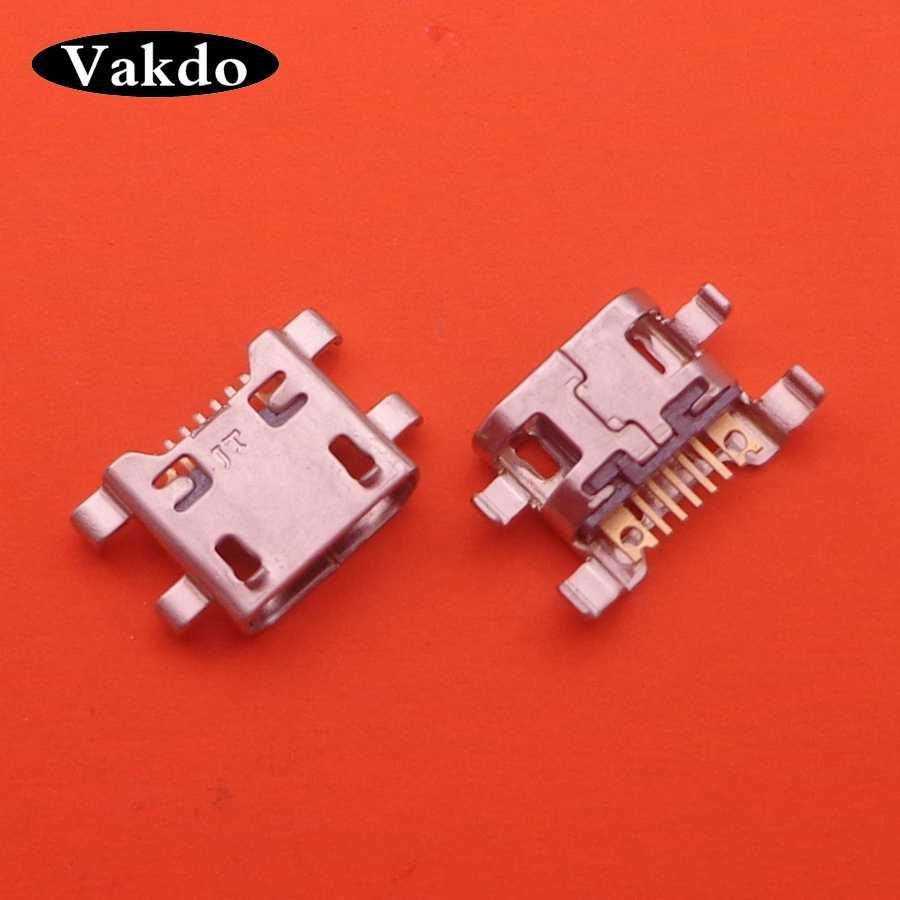 1 Pc per LG V10 Usb di Ricarica Connettore Porta Spina Micro Martinetti Socket Dock Parte di Riparazione H900 H901 H961N H968 VS990