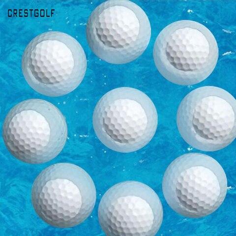 Bolas de Golfe Balle de Golfe Crestgolf Unidades Pacote Flutuante Água Pelotas Prática Bolas 2 Camadas Floater Golfe Acessórios 5 –