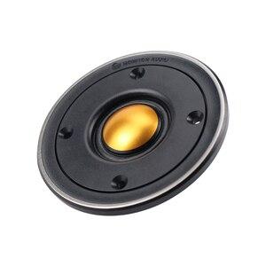 Image 5 - Ghxamp 3 inch Tweeter Speaker Hifi Gold Dome Treble Loudspeaker 82mm Speaker Unit for Monitor BX2 TBX025 Good Quality 1PC
