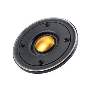 Image 5 - Ghxamp 3 zoll Hochtöner Lautsprecher Hifi Gold Dome Höhen Lautsprecher 82mm Lautsprecher Einheit für Monitor BX2 TBX025 Gute Qualität 1PC