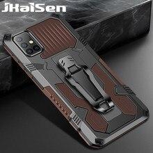 Rüstung Halterung Schutzhülle Für Samsung Galaxy M01 M10 M11 M21 M31 M51 Stoßfest Zurück Clip Telefon Fall Für Galaxy m01Core M30S