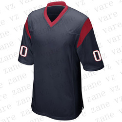 Customize Mens New American Football Jerseys Deshaun Watson JJ Watt Deandre Hopkins Cheap Houston Jersey
