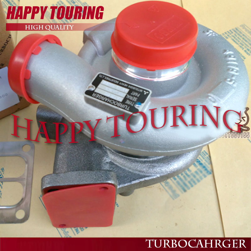 TURBO TD06H-16M Turbocharger For Caterpillar <font><b>CAT</b></font> <font><b>Excavator</b></font> <font><b>320C</b></font> 320B 320L 3066 3066T S6KT 49179-02300 49179 02300 5I-8018 5I801 image