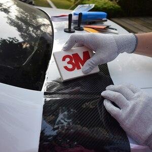 Image 5 - CNGZSY 5 יחידות 3 m צמר מגב רך מגרד חלון גווני רכב צבע שינוי סרט גלישת פרסום רדיד התקנה כלים 5A07