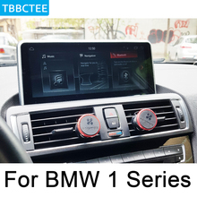 For BMW 1 Series 2012~2017 NBT Android car multimedia player Navigation Navi GPS BT Support 4G 3G WiFi Radio stereo HD screen цена 2017