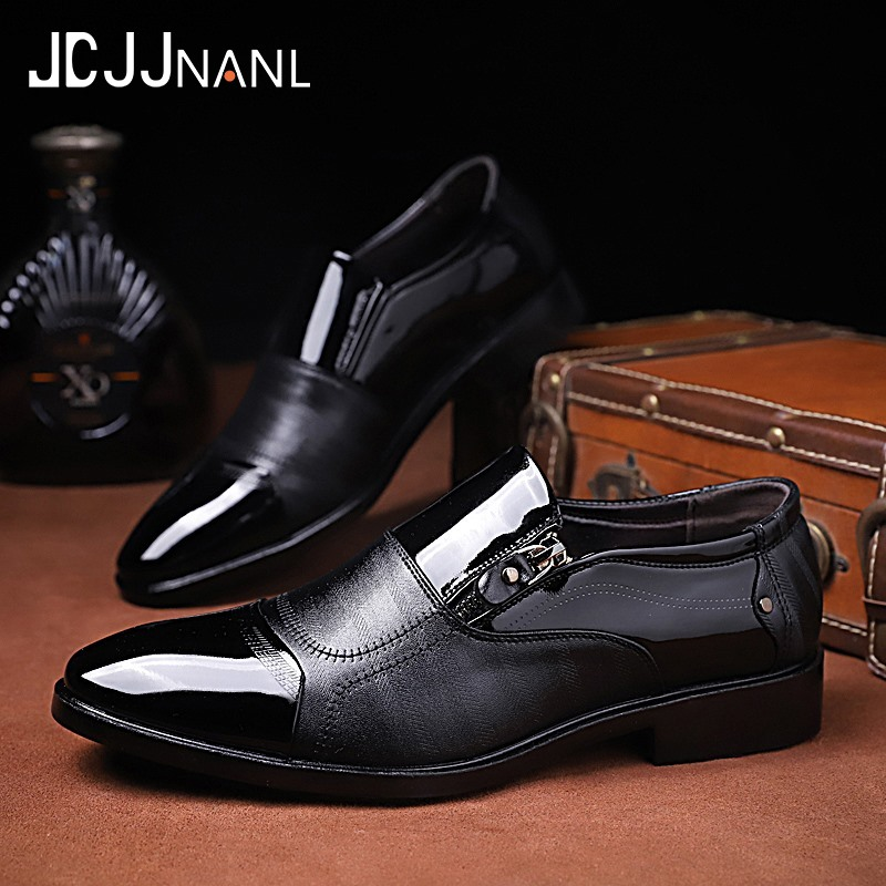 Promo JCJJNANL Autumn Hot Hot New Listing Selling Men's Outdoor Shoes Low To Help Pointed Large Size Pew Large Size Optional