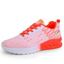 2020 Nieuwe Loopschoenen Ademend Licht Comfortabele Vrouwen Sneakers Antislip Slijtvaste Hoogte Toenemende Vrouwen Sport schoenen