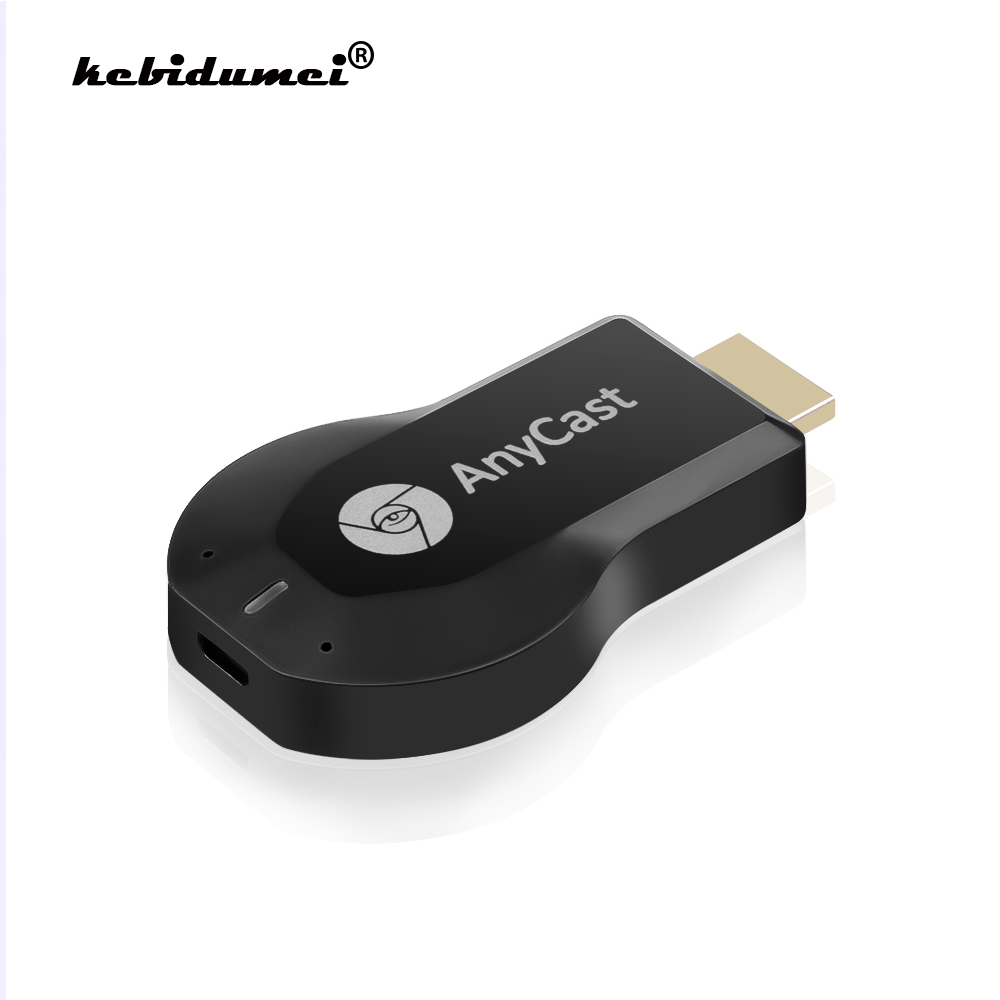 kebidumei Wifi HDMI M2 Adapter for Any Cast TV Stick Miracast for Airplay for DLNA Dongle Wifi Display for iOS Andriod