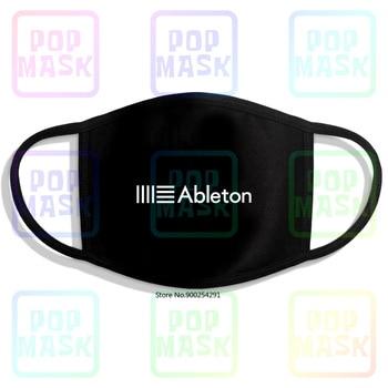 Ableton Studio Clubwear-Máscaras transpirables de algodón, divertidas, a prueba de polvo, a...