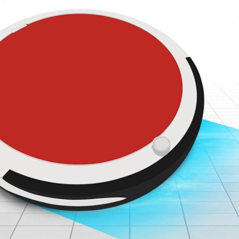 Roboter-staubsauger für Home Office Wiederaufladbare Auto Kehr Schmutz Staub Smart Mopp Boden Ecken Staub Reiniger Kehrmaschine Waschen (E