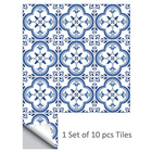 Wall Mosaic Tile Adh...