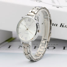 2020 New Arrival Ladies Quartz Wristwatches Wonen Nail Steel Band Watch relogio feminino Fashionable And Simple relojes para muj(China)