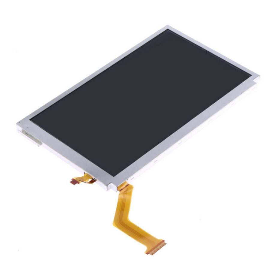 Replacement Parts Original Top Upper LCD Bottom Lower Screen Display For 3DS XL LL System Games Console 3DS LL XL LCD Screens