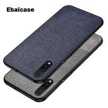 Do Samsung A50 obudowa odporna na wstrząsy pokrywa dla Samsung Galaxy S10 S10E S9 S8 S7 Plus 5G A30 A40 A70 A80 A90 uwaga 8 9 10 Plus przypadku tanie tanio Ebaicase Geometryczne Matowy Zwykły Aneks Skrzynki Business Cloth Fabric Odporna na brud Anti-knock Galaxy S7 Galaxy S7 Krawędzi