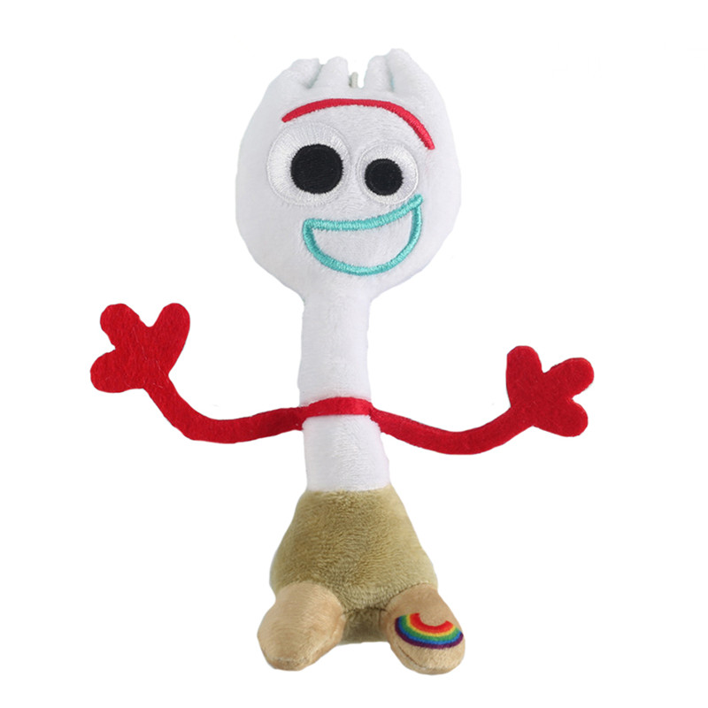 1pc-Cartoon-Movie-Toy-Story-4-Plush-Toys-5-15-20cm-Forky-Soft-Plush-Stuffed-Doll_副本