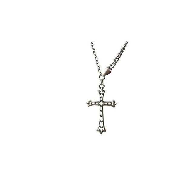 женское винтажное ожерелье из серебра 925 пробы с подвеской фотография