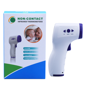Non Contact Forehead Thermometer  Infrared Thermometer Body Temperature Fever Digital Measure Tool for Baby Adult