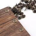 100 шт., декоративные шкатулки для украшений, 11 х16 мм