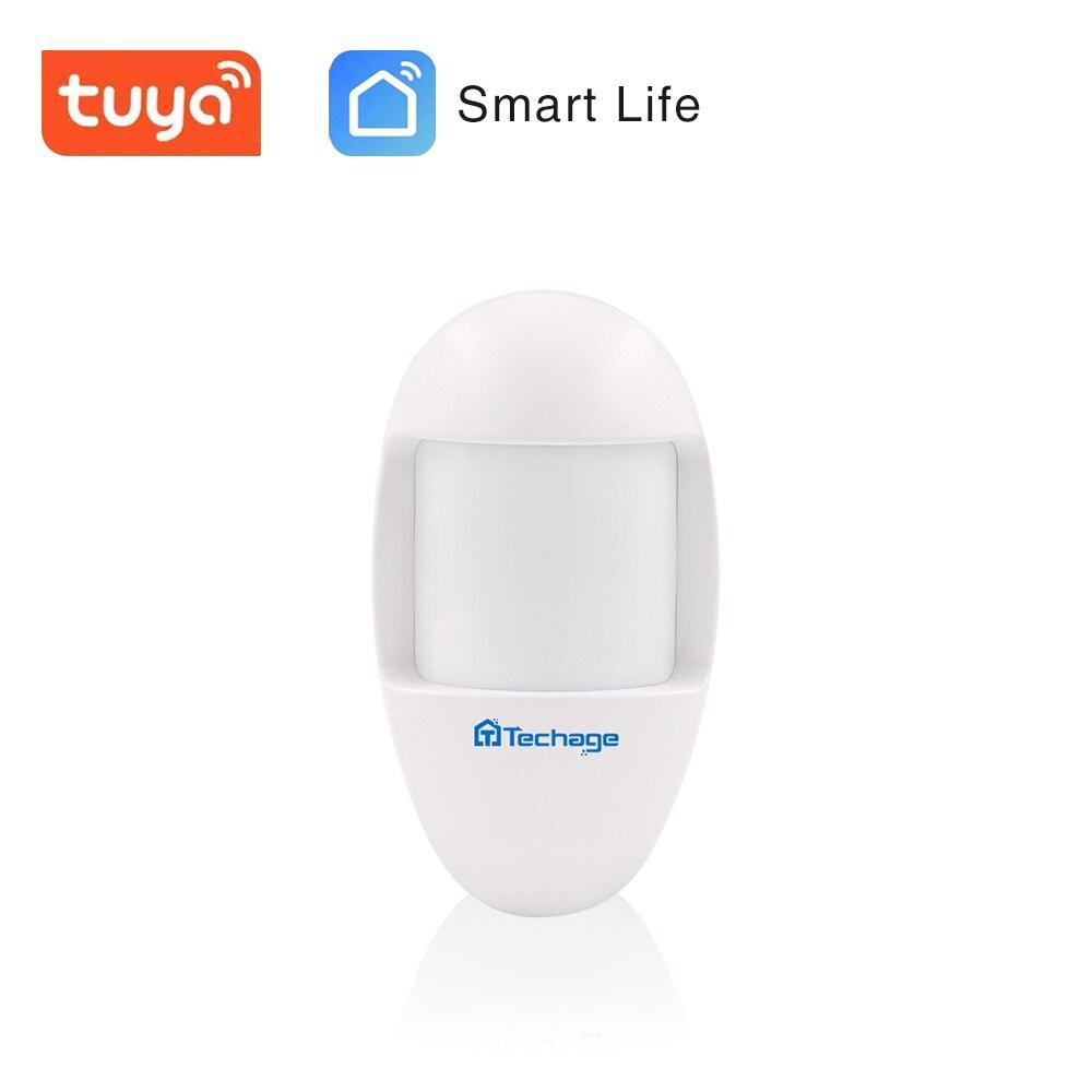 Techage Drahtlose Alarm Infrarot Anti-Pet PIR Sensor Mit fern Für Techage Alarm System