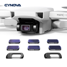Filtre dobjectif de caméra pour DJI Mavic Mini UV ND4 ND8 ND16 ND32 CPL ND/PL filtres professionnels de Drone pour mini accessoires Mavic