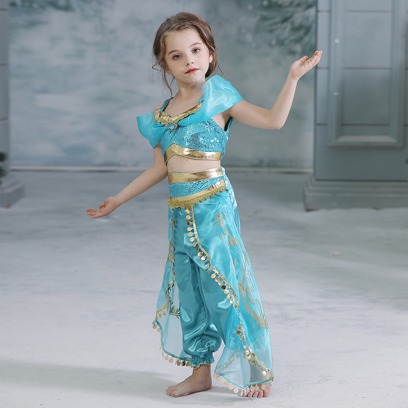 Ha41c878cd05e4bf79f25f723b7b31a97l 2019 Children Girl Snow White Dress for Girls Prom Princess Dress Kids Baby Gifts Intant Party Clothes Fancy Teenager Clothing