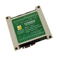 직렬 포트 솔리드 스테이트 릴레이 4 웨이 rs232 485 통신 입력 및 출력 지원 npn pnp12 24 v