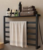 Bathroom fittings Electric heated towel rack,Stainless steel Sterilizing  Smart towel dryer,towel warmer.heated towel rail