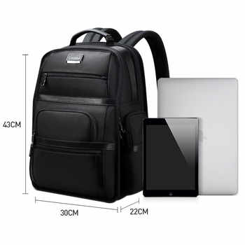 BOPAI Multi Function Business Travel Backpack for Men 15.6 inch Laptop Casual Daypack Laptop Backpack